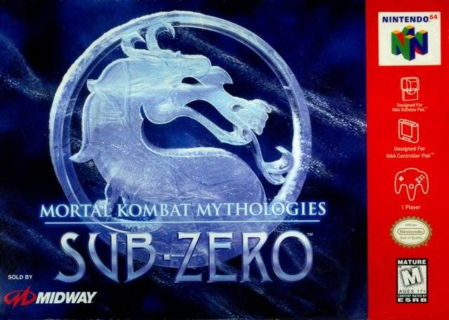 Mortal Kombat Mythologies: Sub-Zero - N64 - Mix Cheats